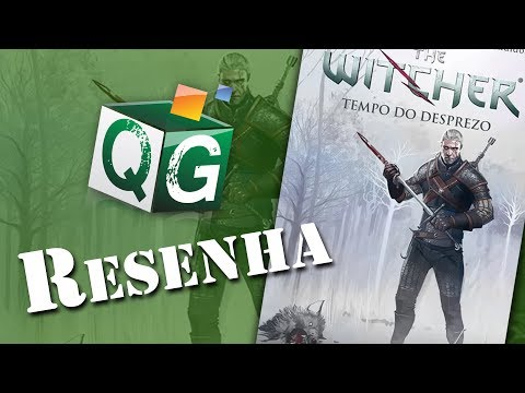 Resenha: The Witcher - Tempo do Desprezo