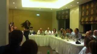 preview picture of video 'Το Παγκύπριο Γυμνάσιο στην Αρκαδία τραγουδούν 23/6/12'