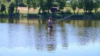 Ставки для рыбалки в харьковской области