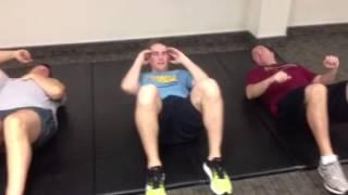 JFBC la fitness workout team
