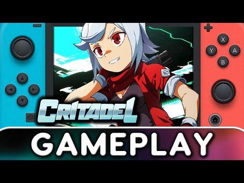 Gameplay de Critadel