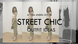 STREET CHIC OUTFIT IDEAS: HOW TO STYLE YOUR TUBE TOPS!