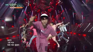 뮤직뱅크 Music Bank - My Pace -Stray Kids(스트레이 키즈).20180817