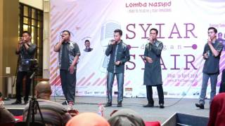 Video Sincere Five - Insya Allah (Maher Zain)