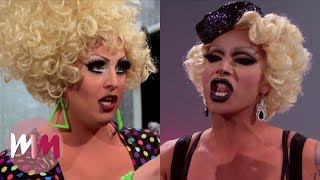 Top 10 Craziest Fights on RuPaul's Drag Race