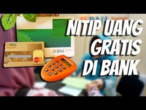 Buka Rekening BNI (Syariah) Termurah Kayak Nitip Uang?