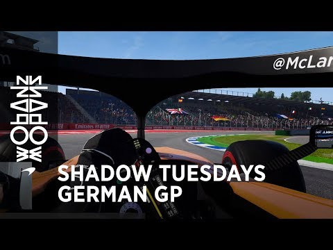 Shadow Tuesdays | German GP