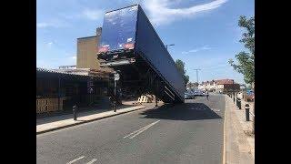 Курьезные фото про дальнобойщиков и грузовиков