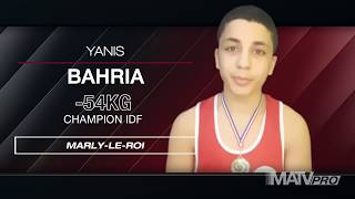 ♦ Yanis BAHRIA | Champion IDF en Boxe Educative Assaut