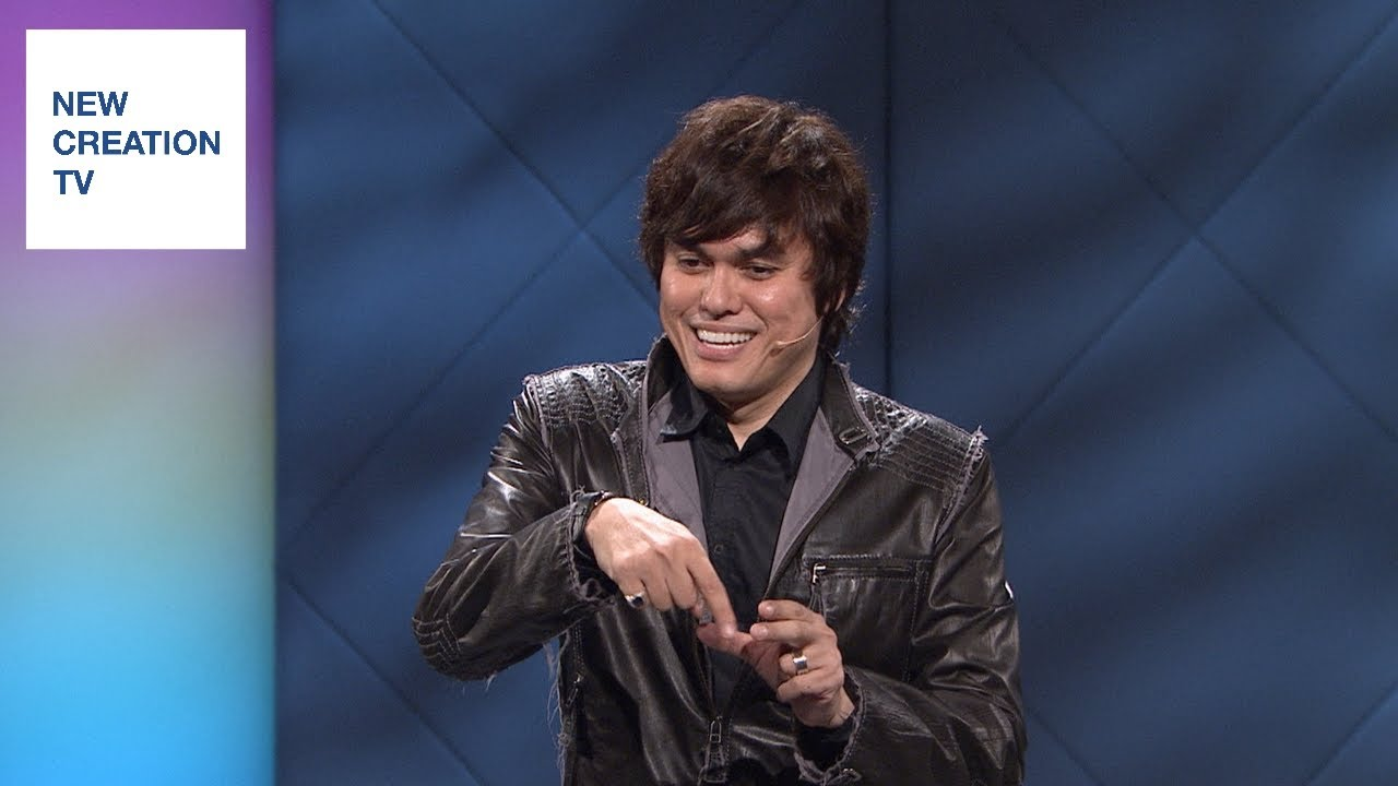 Joseph Prince - Segen fließt durch Gnade 2/3 I New Creation TV Deutsch