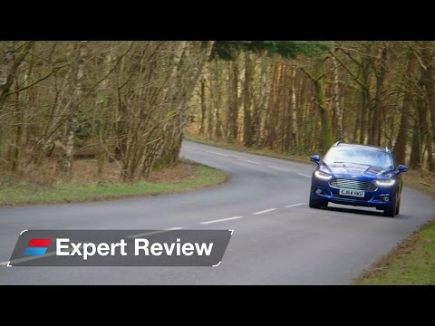 Ford Mondeo estate car review