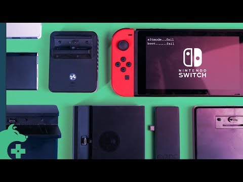 Nintendo Switch] THIS THREAD IS DEAD  POST IN THE NEW ONE