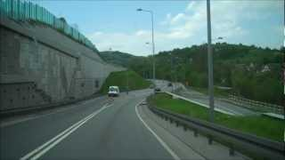 preview picture of video 'Myslenice to Tenczyn - Poland to Hungary by camper van part 21'