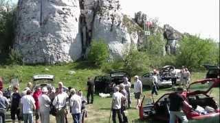 preview picture of video 'Spotkanie Krótkofalarskie Jerzmanowice 2012r - Eugeniusz'