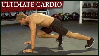 Ultimate Cardio Fat Burn Workout: Steve Jordan