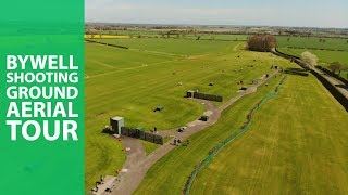 Bywell Shooting Ground Aerial Tour