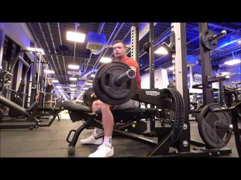 Ćwiczenia, aby przywrócić deltoids