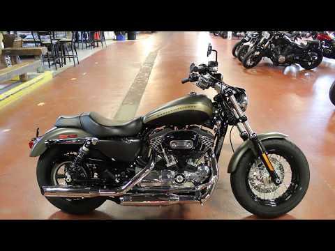 2018 Harley-Davidson 1200 Custom in New London, Connecticut - Video 1