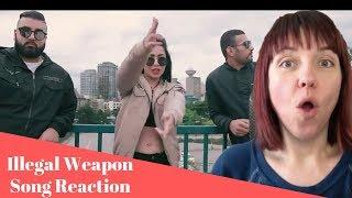 JASMINE SANDLAS Feat GARRY SANDHU | ILLEGAL WEAPON Punjabi SONG REACTION!