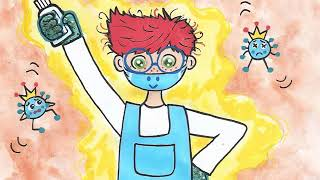 Pippo supereroe - Aiutare i bambini a comprendere l'importanza degli strumenti di protezione per