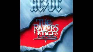 AC/DC The Razors Edge - Mistress For Christmas