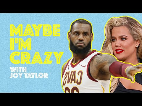 LeBron trying to stop the Kardashian Curse | Episode 05 | MAYBE I'M CRAZY
