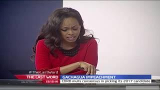 Unimpeachable Governors, Nyeri Governor Nderitu Gachagua