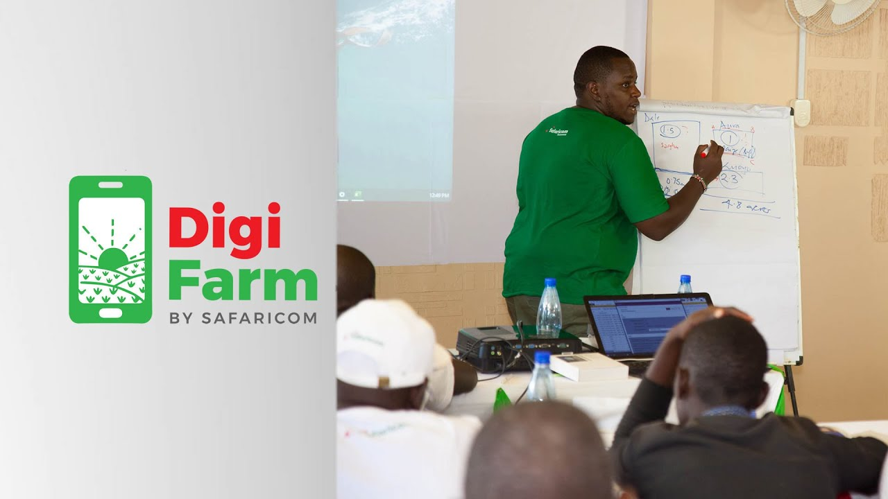 Digifarm Village Advisor Training on Cropin App Highlight Video