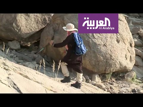 العرب اليوم - شاهد: السعودية سوسن عبد الله تتحدى الإعاقة بقمم الجبال