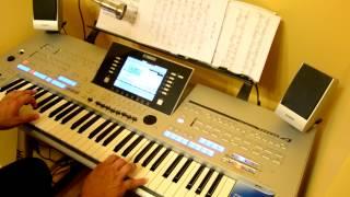 Code Red - Kanikuły - Yamaha - Tyros 4 - Cover