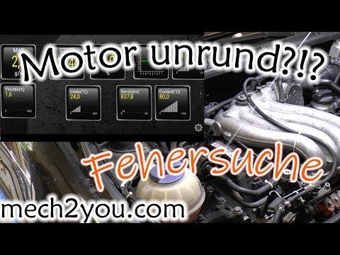 🛠️ Motor läuft unrund Unterdruck Leck leicht finden Gemischadaption Teil 2 | Motor unrund