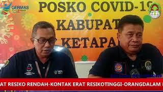 Press Release Covid -19 Kabupaten Ketapang (27 Maret 2020)