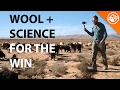 Combining the Science of Wool with The Engineering of Synthetics