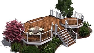 3D Deck Design | Getting Started Tutorial