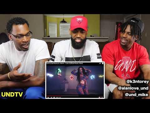 Cardi B, Bad Bunny & J Balvin - I Like It [Official Music Video] [REACTION] mp3