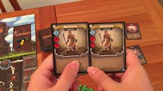 Board Game Reviews Ep #47: CLANK!: A DECK-BUILDING ADVENTURE