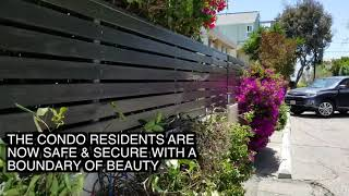 Corrosion & Weather Resistance Fencing! | Mulholland Security Los Angeles 1.800.562.5770