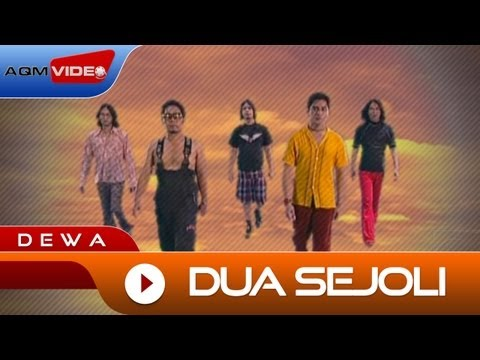 Dewa   dua sejoli   official music video