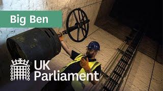 Big Ben: The Great Clock's pendulum bob