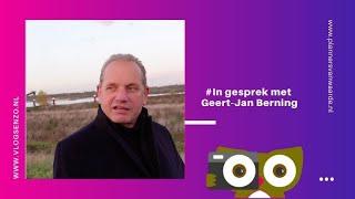 In gesprek met Geert Jan Berning