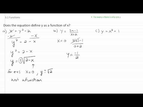 Defining Functions p2