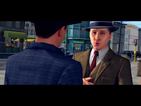 Видео № 1 из игры L.A. Noire. Complete edition (Б/У) [X360]