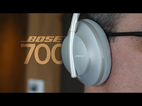 External Review Video U8igw7M97g0 for Bose Noise Cancelling Headphone 700