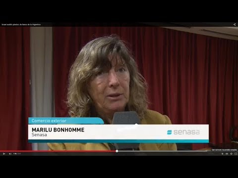 Israel auditó plantas de faena de la Argentina