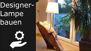 Designer-Lampe selber bauen - HD | Build a designer lamp | Selfmade