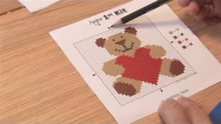 How To Start A Cross Stitch Pattern