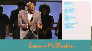 The Best Songs Donnie McClurkin - Donnie McClurkin Mp3