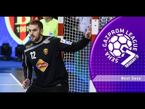 Best Save: Strahinja Milic (PPD Zagreb vs Vardar)