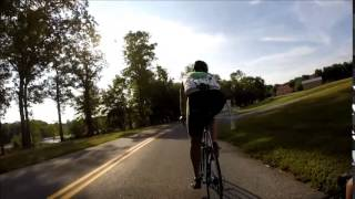 preview picture of video 'Amish Country Bike Ride 2014 - Dover, Delaware'