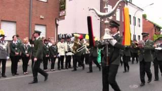 preview picture of video 'Schützenfest in Viersen (Krefelder Strasse) 2013'